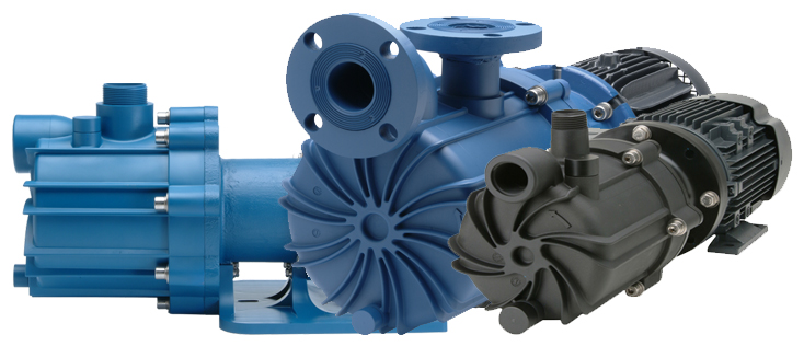 FTI SP Series Self-Priming Pumps